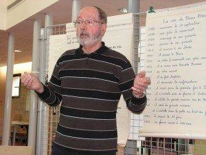3 - Une réaction à l'article « Vous avez dit Poésie ? » paru dans le Cahier n° 9  2011-03-19-Claude-CAILLEAU-PICT0307-300x225