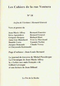 La lettre de janvier 2013. cahier-181-208x300